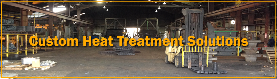 Custom Heat Treatment Solutions